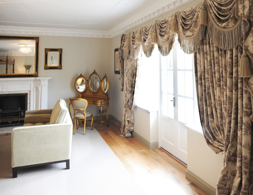 curtains cornwall